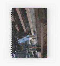 Urban Landscape 02 Spiral Notebook