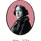Oscar Wilde by Printables Passions