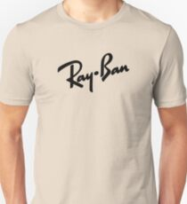 Ray Bans Logo Unisex T-Shirt