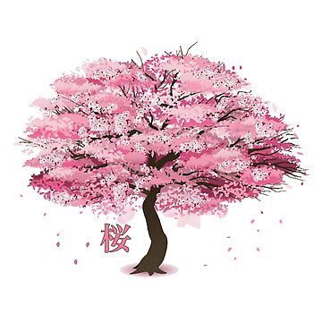 Sakura Tree by Woreth