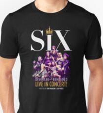 Camiseta ajustada Seis el musical
