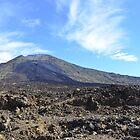 Tenerife Volcano by danachirps