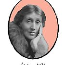 Virginia Woolf by Printables Passions