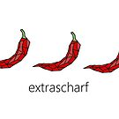 Chili extra spicy by mrf2thed