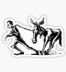 Draggin' Ass Sticker
