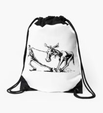 Draggin' Ass Drawstring Bag