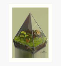 Gravity Falls PRINT Art Print