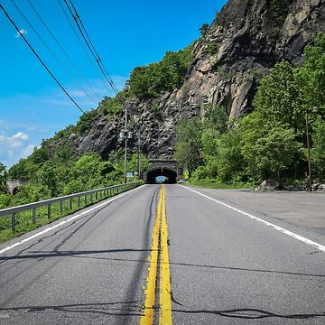 Breakneck Point Tunnel | Cold Spring, New York by Sophie76