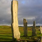 Early Morning, Callanish  by lezvee