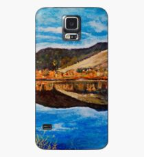 Wonderland Lake, Boulder Colorado Case/Skin for Samsung Galaxy