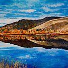 Wonderland Lake, Boulder Colorado by Tom Roderick