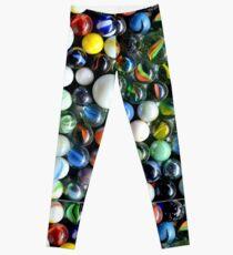 Marbles, Marbles, Marbles Leggings