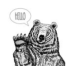 Hello Bear by Adam Regester