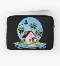 Dragon Ball - Kame House Laptop Sleeve