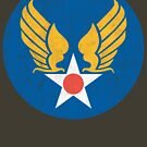 US Army Air Corps by Tasty Clothing