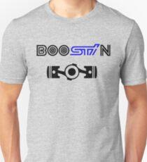 booSTIn Blue Unisex T-Shirt