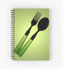 Supper Spiral Notebook