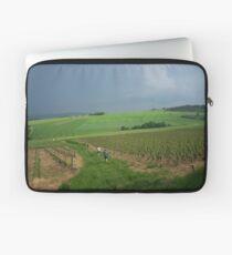a vast France landscape Laptop Sleeve