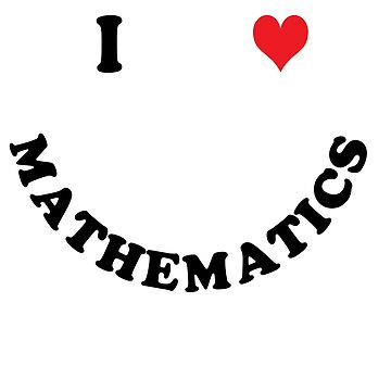 I love mathematics by Vectorqueen