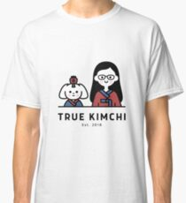 True Kimchi - white dog ears Classic T-Shirt