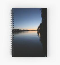 Quiet Night Spiral Notebook