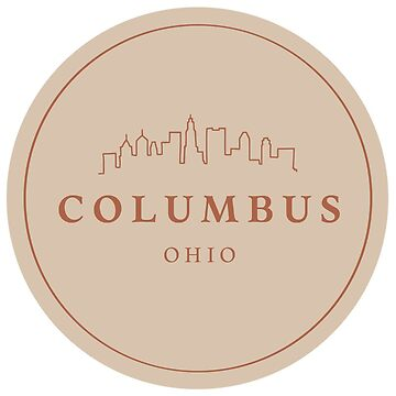 Columbus Ohio by racquelgraffeo