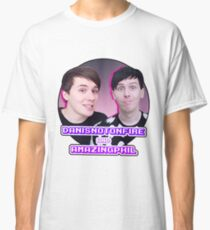 Danisnotonfire and AmazingPhil Classic T-Shirt