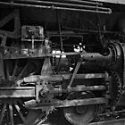 Drive Wheels Heavy 4-6-2 by John Schneider