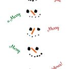 Snowmen in a Snowstorm! by DesignsByDebQ