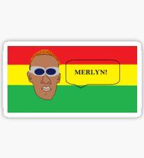 BROCKHAMPTON - MERLYN Sticker