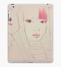 Korean Rabbit iPad Case/Skin