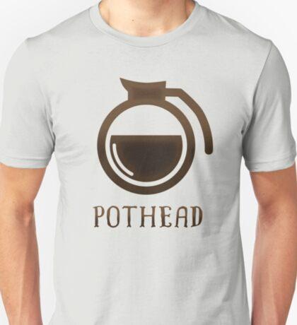 Coffee Lover Coffee Pot Pothead Gift Pothead  T-Shirt