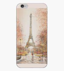Vinilo o funda para iPhone Arte de París