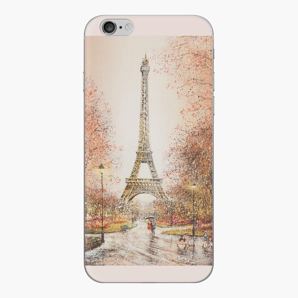 Pariser Kunst iPhone Klebefolie