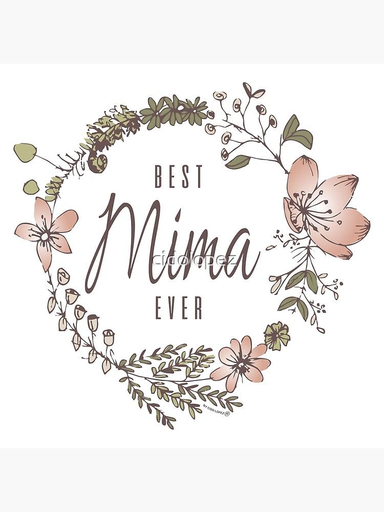 Beste Mima überhaupt von cidolopez