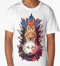 Heraldry Canidae Long T-Shirt
