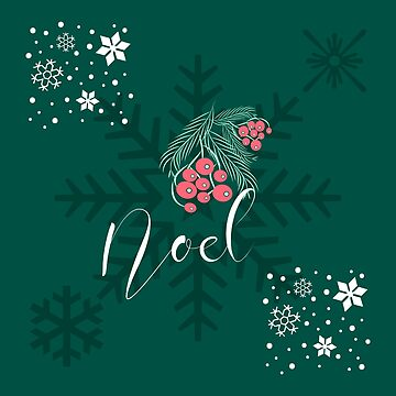 Noel Decorative Christmas  by famenxt