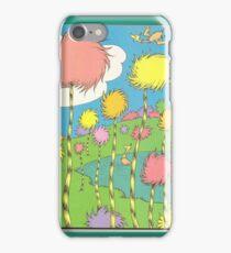 Truffula Trees iPhone Case/Skin