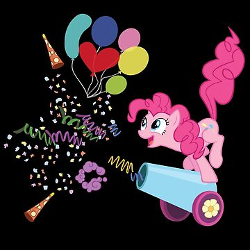 Pinkie Pie Cannon! by mike-k