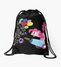 Pinkie Pie Cannon! Drawstring Bag