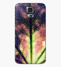 Fall Leaf Color iPhone and Samsung Galaxy Phone Cover Case/Skin for Samsung Galaxy