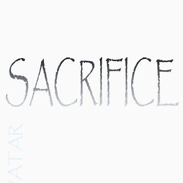 AVATAR - Sacrifice by HannahTShirts