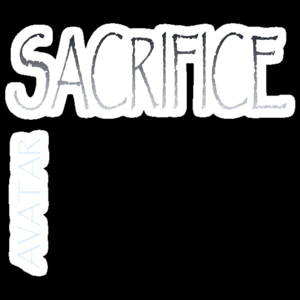 AVATAR - Sacrifice by Vintage Retro T-Shirts