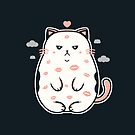 Love Cat Kisses by tobiasfonseca