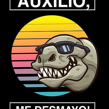 Auxilio, me desmayo! by memoangeles