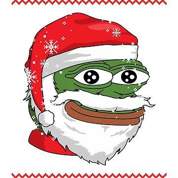 Santa Pepe FeelsOkayMan by mullelito