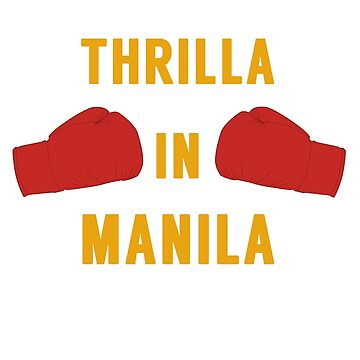 CUSTOM Thrilla in Manila by snitts