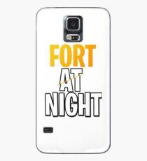 Funda/vinilo para Samsung Galaxy Fuerte en la noche