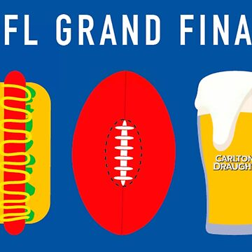 AFL grand Final by MworldTee