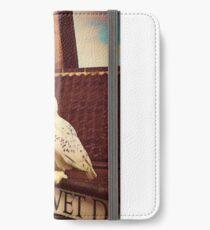 Hedwig on Privet Drive Sign iPhone Wallet/Case/Skin